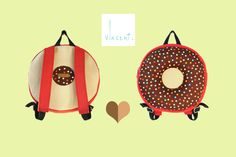 Sofia/ciambella/handmade in Italy/for child/one piece/home fabrics/eco-leather.