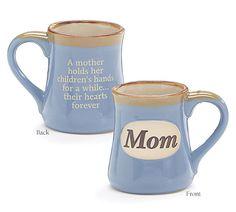With Love Home Decor - Mom Message Porcelain 18oz Coffee Mug, $7.99 (http://www.withlovehomedecor.com/products/mom-message-porcelain-18oz-coffee-mug.html)