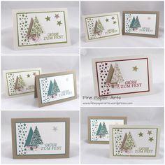 Christmas Cards Workshop Participants 24.10