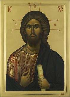 Byzantine Icons, Byzantine Art, Christ Pantocrator, Art Icon, Orthodox Icons, Statues, Jesus Christ, Christianity, Artwork