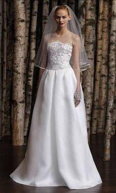 Naeem Khan Lisbon: buy this dress for a fraction of the salon price on PreOwnedWeddingDresses.com