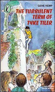 The Turbulent Term of Tyke Tiler by Gene Kemp 1977