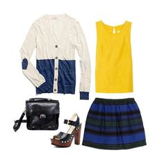 sweet outfit for a fall date or school