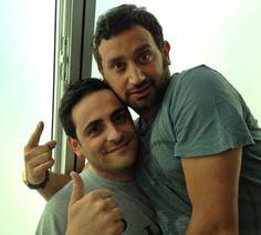 #TPMP #Backstage : Camille Combal est heureux de retrouver son Cyril Hanouna
