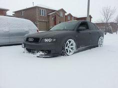 Matte Audi A4