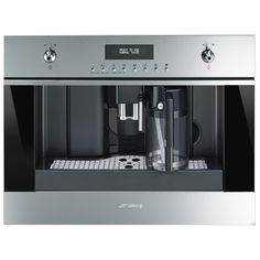 Smeg CMSU6451X Coffee Machine