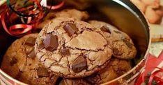 Ингредиенты: ● 240 гр шоколада ( для теста) ● 56 гр ( 4 столовые ложки) сливочного масла ● 2/3 чашки ( 86 гр) муки ●1/2 чайной ло...