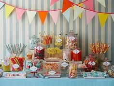 Sweet table #sweet #photography
