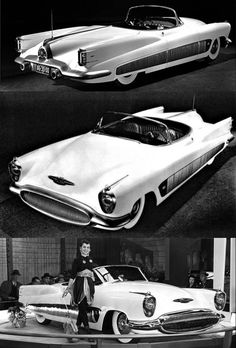 1951 Buick XP-300 Concept Car