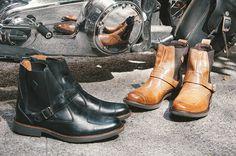 Colaboração Evil K - Black Boots x Machina