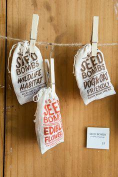 Seed Bombs / blog.jchongstudio.com