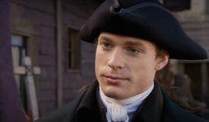A Cravat A Day...: Sam Reid as John Davinier in 'Belle'