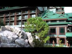 Disney's Wilderness Lodge Resort at Walt Disney World: Get a taste for what a Pacific Northwest national park lodge would feel like. #disney