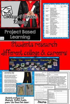 Economics College and Career Ready is a unit that teaches students about Improving their Human Capital by Getting College and Career Ready