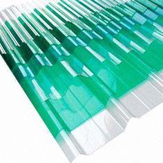Plastic Roof Tiles