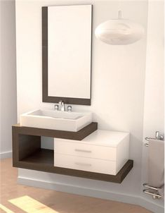 | P | Powder room vanity