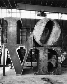 Sign: Robert Indiana
