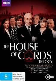 House of Cards trilogy dvds