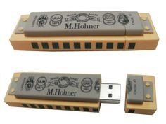 Hohner Harmonica USB