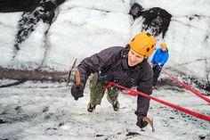 Ice Climbing Glaciers