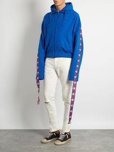 X Champion oversized hooded sweatshirt | Vetements | MATCHESFASHION.COM US