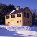 Carriage Houses - Yankee Barn Homes