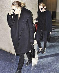 I love Mary-Kate and Ashley Olsen
