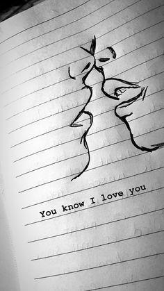 Art Drawings Simple Doodles Sad 63 Ideas for 2019 - . - Art Drawings Simple Doodles Sad 63 Ideas for 2019 – Art Dr - Pencil Art Drawings, Doodle Drawings, Drawing Sketches, Drawing Tips, Quote Drawings, Drawing With Pencil, Ideas For Drawing, Pencil Art Love, Drawing Drawing