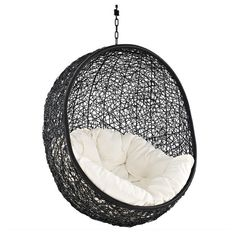 Hanging Cocoon Outdoor Chair with Stand ❤ liked on Polyvore featuring home, outdoors, patio furniture, woven patio furniture, outdoor garden furniture, outdoors patio furniture, outdoor furniture and outdoor patio furniture