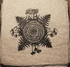 Image of Tree Rings Patch