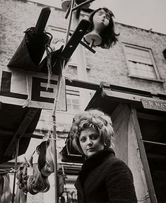 Another London exhibition: Sunday, Petticoat Lane Market, London c. 1960