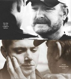 """The quotes are lyrics from Les Mis' """"Bring Him Home"""" and this really makes me want to cry :( I miss Bobby!"""