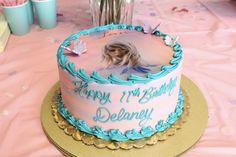 Bolo Taylor Swift, Taylor Swift Party, Taylor Swift Birthday, Pretty Cakes, Cute Cakes, Anime Cake, Beautiful Birthday Cakes, Dream Party, Fun Cookies