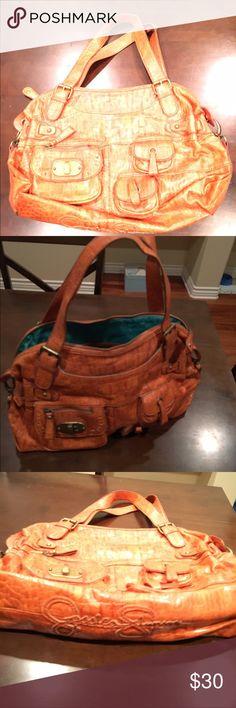 Jessica Simpson Handbag Orange! Orange! Orange! Handbag by Jessica Simpson. Jessica Simpson Bags Shoulder Bags
