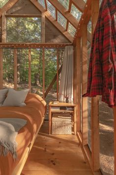 Screened-In Tiny Cottage in the Vermont Woods