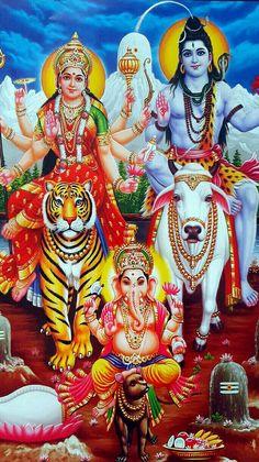 पवित्र' मन से' कोई भी मुझे पा सकता है और  जहाँ मन की पवित्रता है वहां माध्यम की क्या  आवश्यकता'' 'शिव'' 'प्रभात!! हर हर महादेव  जय माता दी'' जय श्री गणेश ॐ नमः शिवाय Shiva Parvati Images, Shiva Hindu, Shiva Art, Hindu Art, Krishna, Lord Shiva Pics, Lord Shiva Family, Hanuman Photos, Ganesh Photo