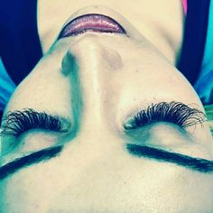 Lashes by Red at www.axiomspa.com