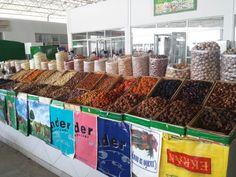 Tolkuchka Bazaar (Ashgabat, Turkmenistan) p. 586