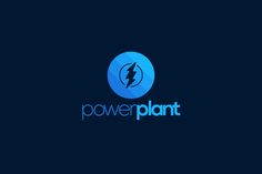 #Power #Plant #Logo #Template by bvdesign on Creative Market