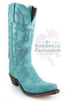 Kokopelli Exclusive Lucchese 1883 Turquoise Cowboy Boot N9561. This is it. Get in my closet!