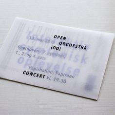 Graphics we like / Envelope / Transparent / Invitation / Font /