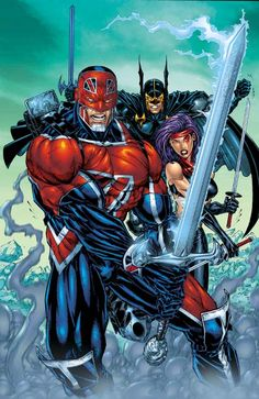 EXCALIBUR: SWORD OF POWER #1