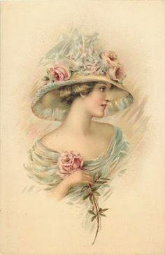 Damas victorianas