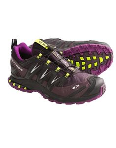 Salomon XA Pro 3D CS WP Trail Running Shoe - Women and other Salomon Womens Running Shoes at Jans.com