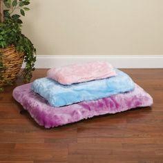 Slumber Pet Cloud Cushion Dog Bed, Medium, Pink « DogSiteWorld-Store