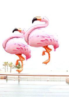 Flamingos Balloons