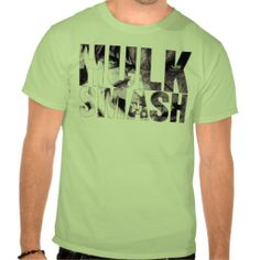 Hulk Smash Tee Shirt  Get your Christmas Shopping Started! 15% OFF ALL PRODUCTS.  Use code DECEMBERDEAL