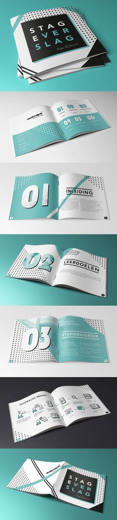 Internship Report | Stageverlag by Peter Kisteman, www.behance.net/... Uploaded by user