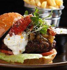 Photos: Gaston Acurio's burger joint, Papacho's - Peru this Week