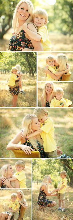 A boy and his mom. The beautiful @jmckay1127 and her son, Colin. © Missy Saunders Photography